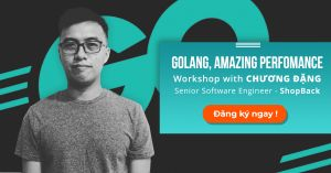 Tham gia Workshop: Golang, amazing performance! at Nordic Coder