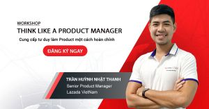 Tham gia Workshop: Think Like A Product Manager at Nordic Coder