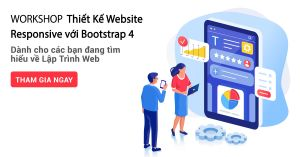 Tham gia Workshop: Thiết kế website responsive với bootstrap 4 at Nordic Coder